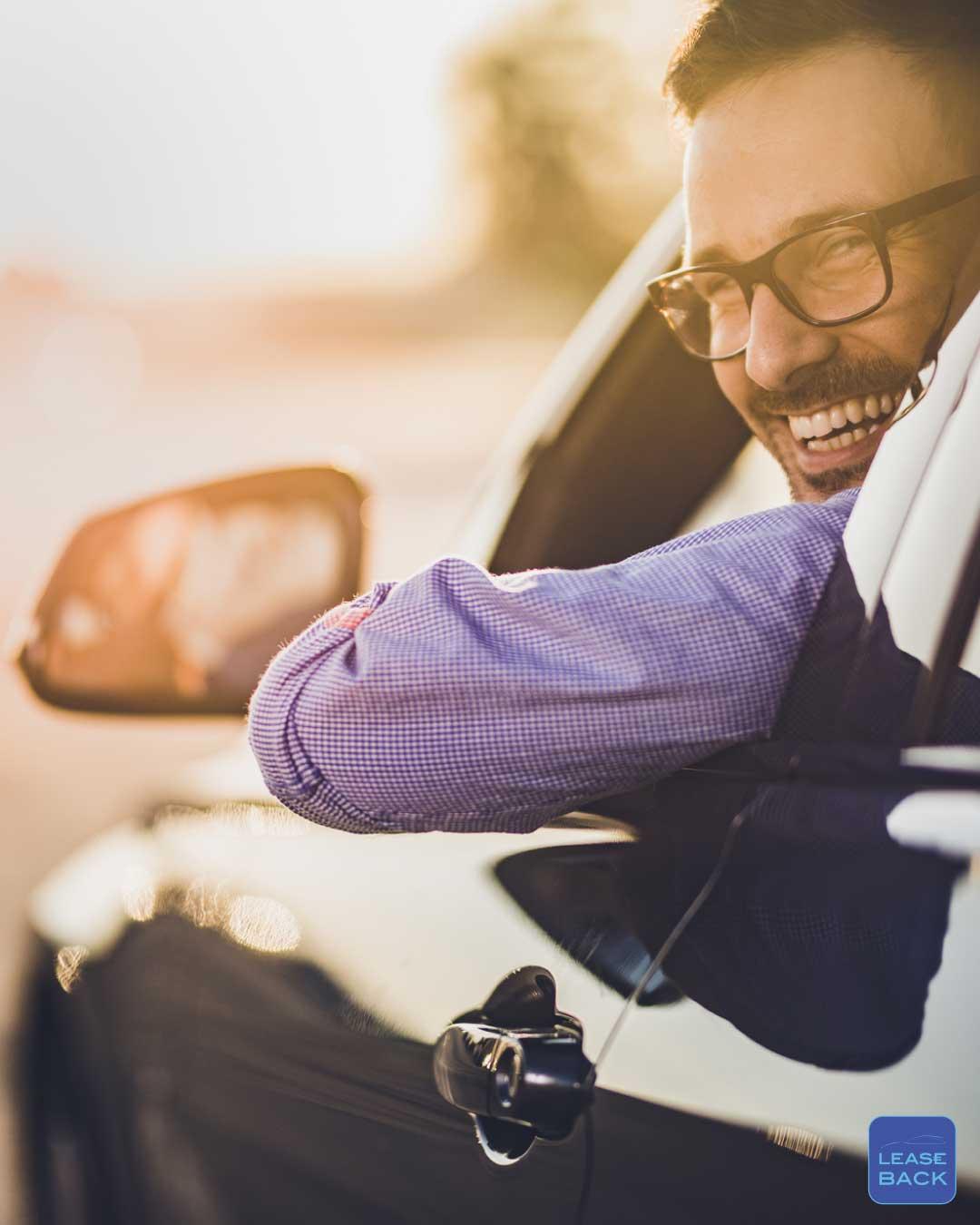 Sale and lease back - Lease back, deze ondernemer least zijn auto slim terug en is blij